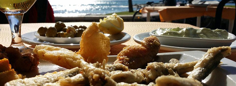 Spanisch in Spanien, Küche Spaniens